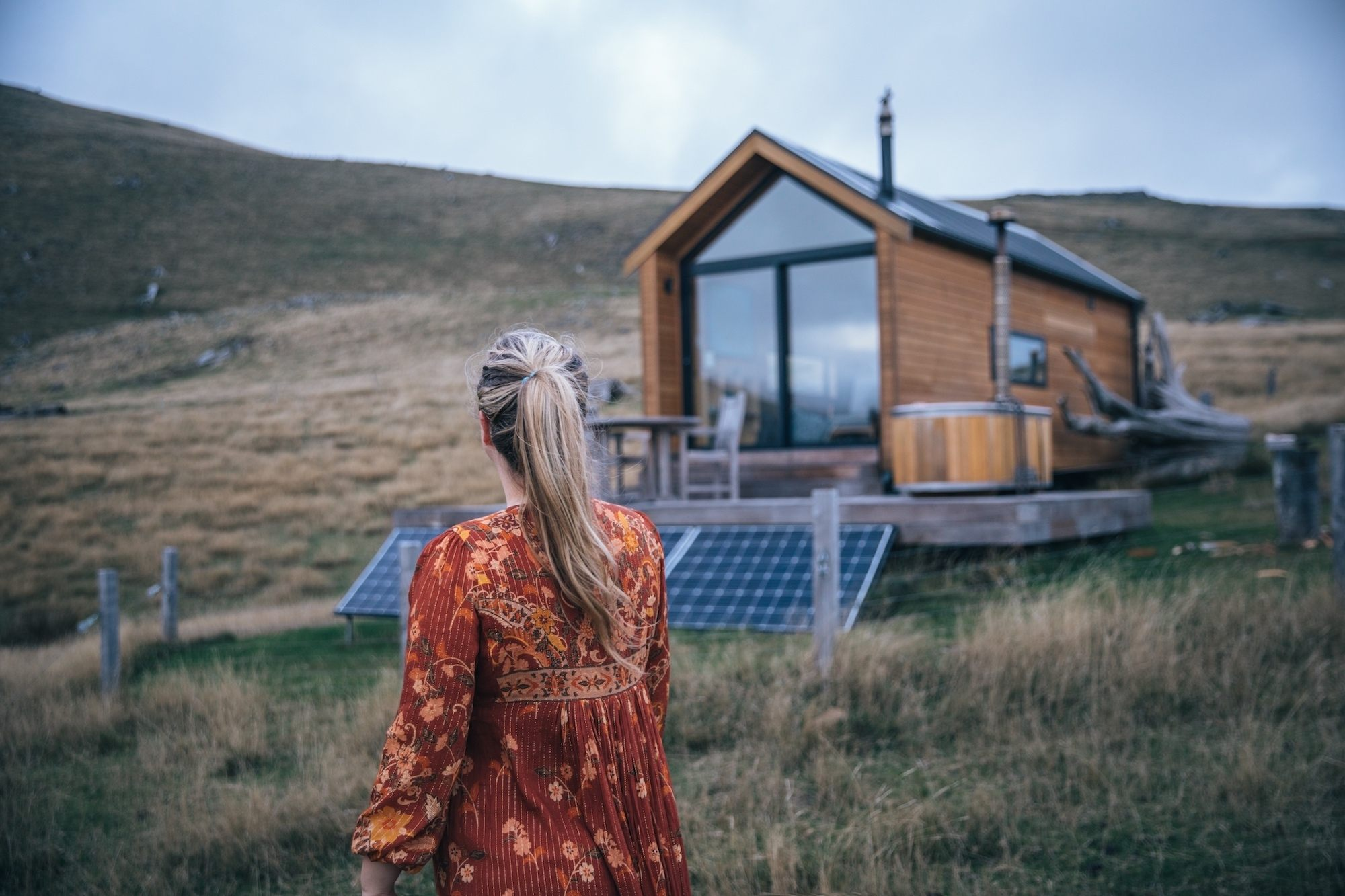 A solo off-the-grid escape to the Banks Peninsula