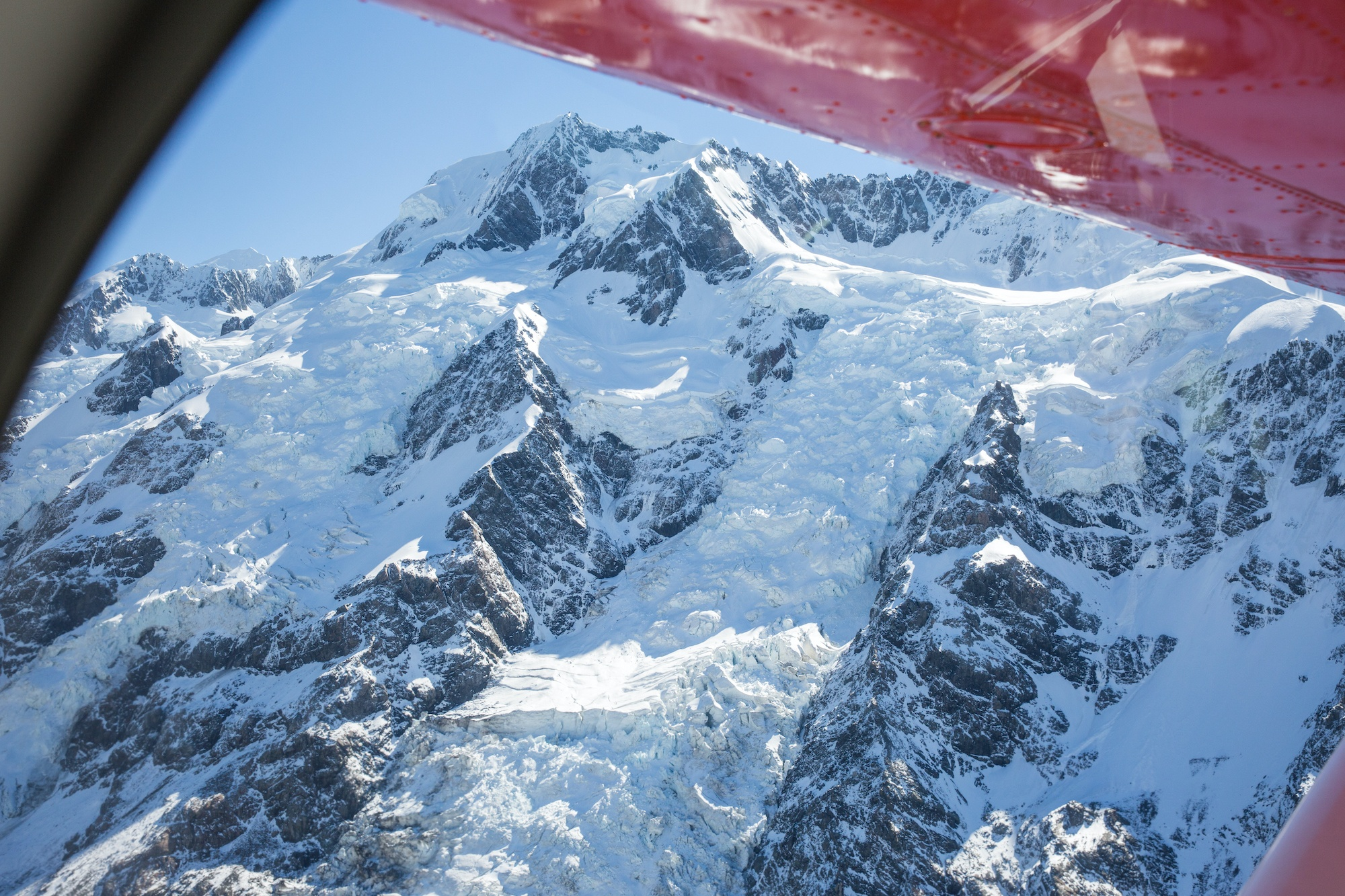 Anxiety versus rock climbing at Mt. Cook – which will win?