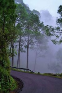 Lansdowne a popular hill station in Uttrakhand and a peaceful weekend gateway from Delhi
